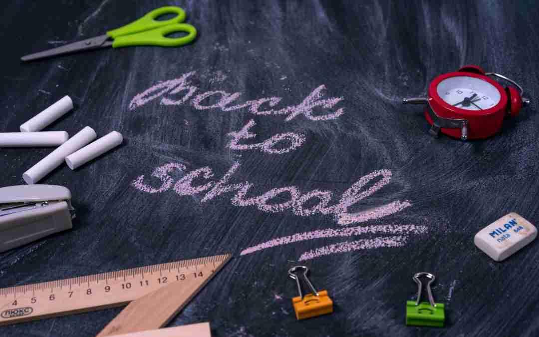 Back to School: 5 consigli per un rientro al top!